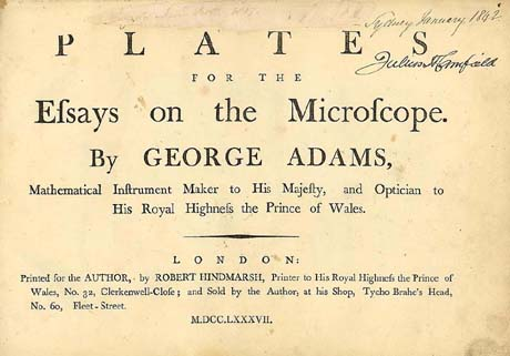 Image from Adams' Essays