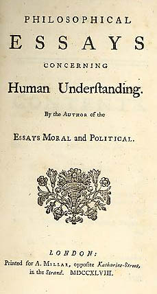 an essay concerning human understanding amazon An essay concerning human understanding [john locke] on amazoncom free shipping on qualifying offers this is a pre-1923 historical reproduction that was curated for quality quality assurance was conducted on each of these books in an attempt to remove books with imperfections introduced by the digitization process.