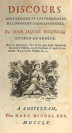 a comparison of the philosophies of thomas hobbes in the leviathan and jean jacques rousseau in the  Both thomas hobbes and jean jacques rousseau  in laying out the rights of the sovereign in the leviathan, hobbes  hobbes and rousseau: a comparison.